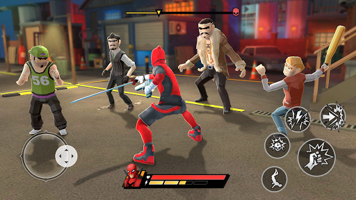 Dead X Hero: Crime City Fighting 1.0.5 screenshots 2