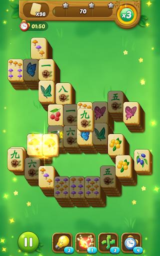 Mahjong Forest Puzzle  screenshots 10