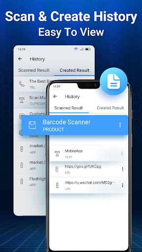 QR Code Scan & Barcode Scanner  screenshots 7
