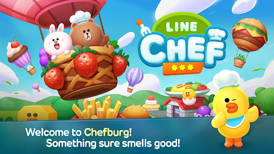 LINE CHEF Enjoy cooking with Brown! 1.15.1.0 screenshots 1