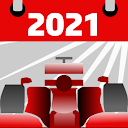 Racing Calendar 2021 (No Ads)