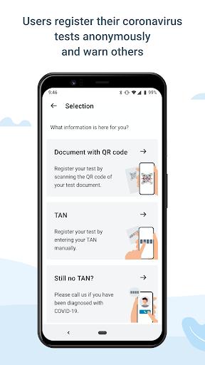 Corona-Warn-App screenshots 6
