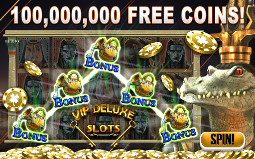 Slots: VIP Deluxe Slot Machines Free - Vegas Slots 1.161 screenshots 13