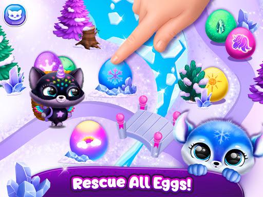 Fluvsies Pocket World - Pet Rescue & Care Story  screenshots 14