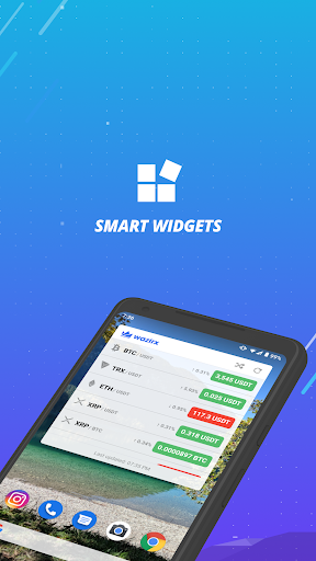 WazirX - Bitcoin, Crypto Trading Exchange India android2mod screenshots 8