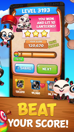 Bubble Shooter: Panda Pop! 9.9.001 screenshots 21