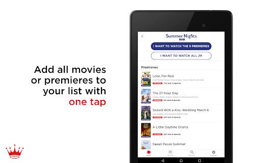 Hallmark Movie Checklist android2mod screenshots 19