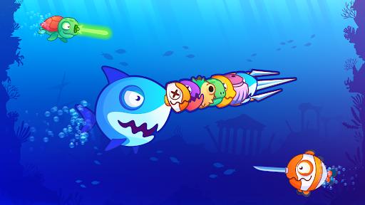 Fish.IO - Hungry Fish  apktcs 1