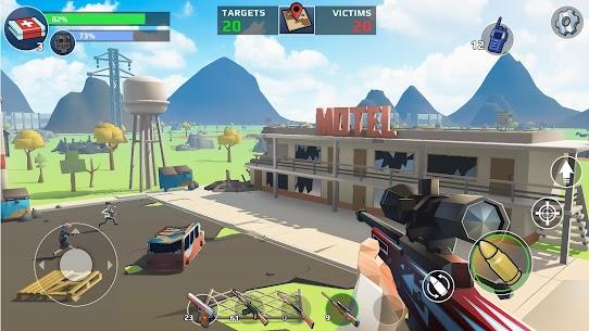 Battle Royale: FPS Shooter MOD Apk 1.12.02 (Unlocked) 1