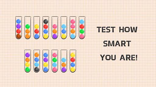 BallPuz: Ball Color Sorting Puzzle Games Apkfinish screenshots 8