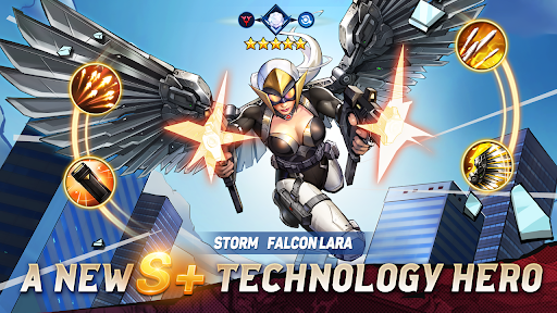 X-HERO: Idle Avengers screenshots 2