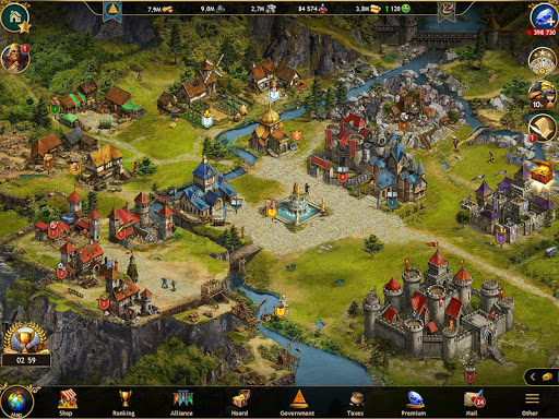 Imperia Online - Medieval empire war strategy MMO  screenshots 9