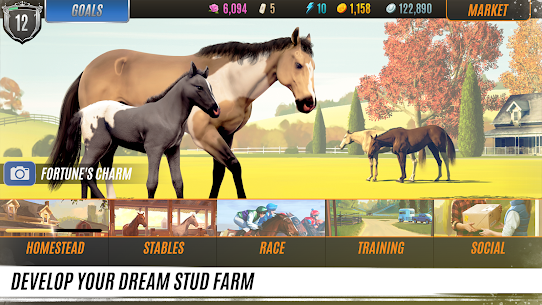 Rival Stars Horse Racing (MOD, Weak Opponents) 1