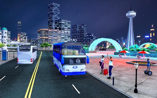 modern city bus driving simulator | new games 2020 screenshot 1