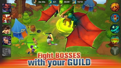 Summon Age: Heroes apkdebit screenshots 4