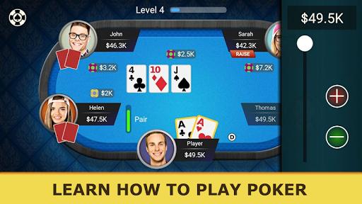 Poker Offline - Free Texas Holdem Poker Games 10.2 screenshots 3