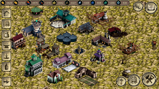 Grim wanderings 2: Strategic turn-based rpg 1.57 screenshots 5