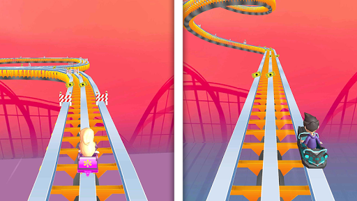 Coaster Rush: Addicting Endless Runner Games 2.2.16 screenshots 8