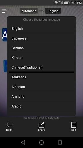 Photo Translator  Screenshots 4