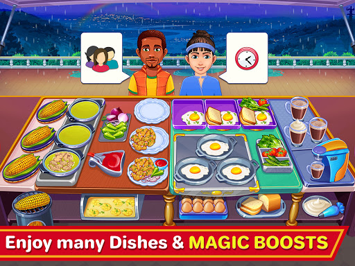 Indian Cooking Madness - Restaurant Cooking Games android2mod screenshots 14