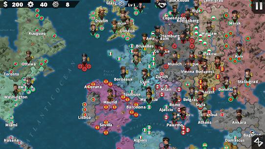 World Conqueror 4 Mod (Full Paid) 5