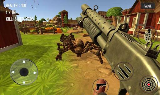 Spider Hunter Amazing City 3D  screenshots 5