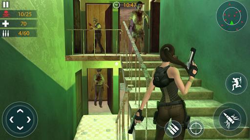 Zombie Assault Game: 3D Shooting Games Offline 1.6 screenshots 1
