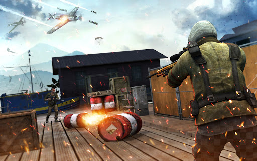 Sniper Ace Modern Shooter : Sniper Shooting Games APK MOD (Astuce) screenshots 1