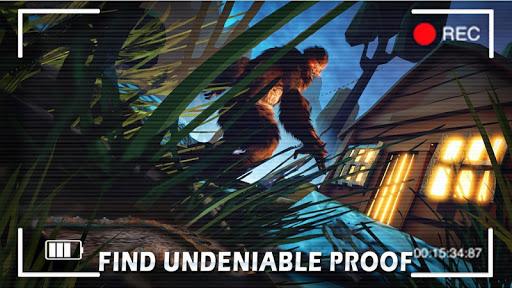 bigfoot hunt adventure & monster finding  2020 screenshot 2