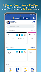 Turkcell Digital Operator – Transaction & Shopping 3
