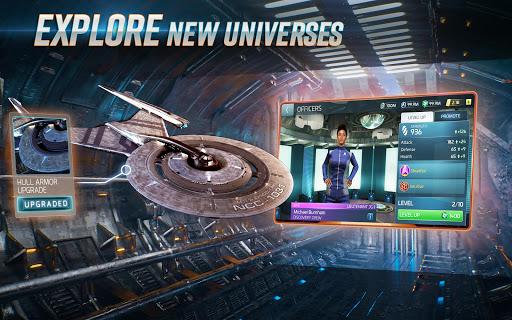 Star Treku2122 Fleet Command 1.000.13822 screenshots 9