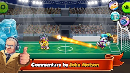 Download Head Ball 2 MOD APK (Unlimited Money) for Android 2