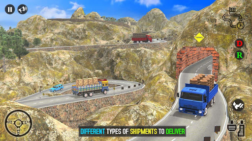 Cargo Indian Truck 3D - New Truck Games 1.18 screenshots 8