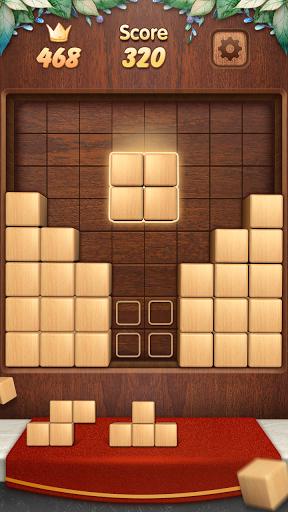 Wood Block Puzzle 3D modavailable screenshots 4