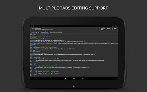 QuickEdit Text Editor - Writer & Code Editor 1.7.4 Screenshots 12