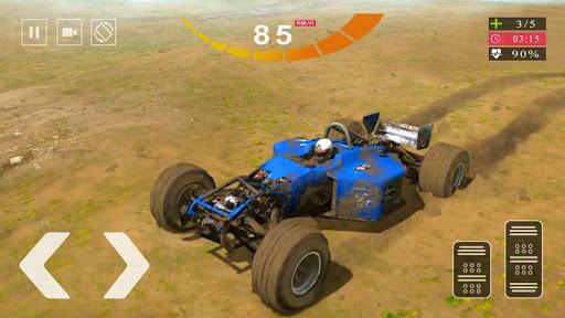 Formula Car Simulator 2020 - Offroad Racing Car  Screenshots 2