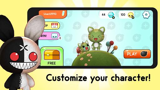 💣 Gacha Bomber 2020 - Kawaii Friends Bomberman APK MOD – Pièces Illimitées (Astuce) screenshots hack proof 2