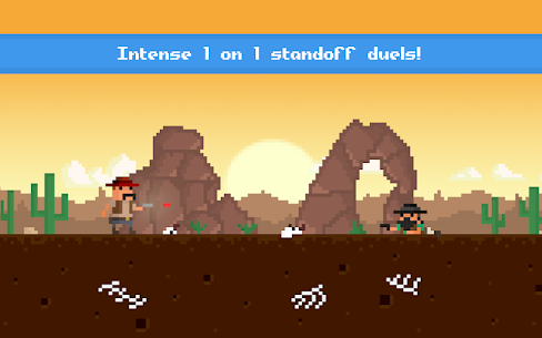 Cowboy Standoff Duel – PvP Arcade Shooter Online Hack Android & iOS 5