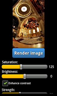 HDR Pro Camera Screenshot