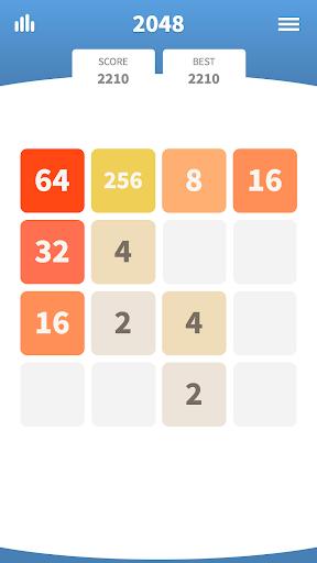 2048 Classic u00b7 Swipe Game Apkfinish screenshots 2