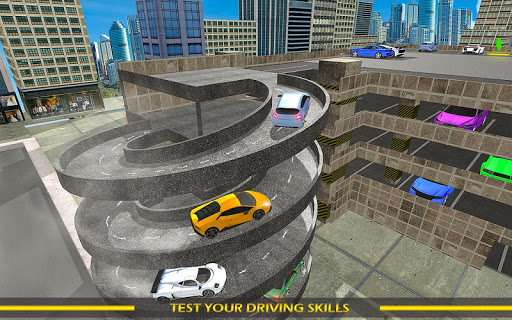 Street Car Parking 3D - New Car Games screenshots 5