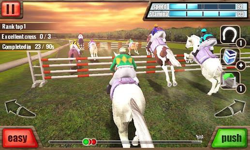 Horse Racing 3D 2.0.1 Screenshots 1