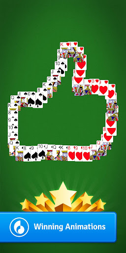 Spider Go: Solitaire Card Game apkdebit screenshots 4