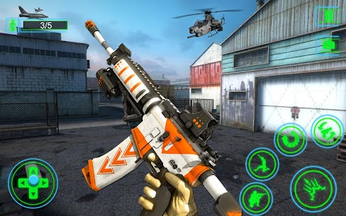 Unknown Modern Commando Action Game Game Hack Android and iOS 1