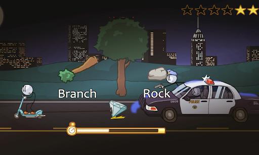 Stickmin Stealing the Diamond  screenshots 1