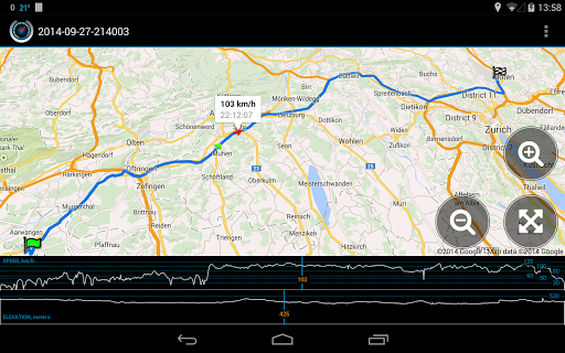 Ulysse Speedometer  Screenshots 13