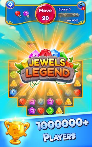 Switch Jewels Match 3: Adventure apkmr screenshots 1