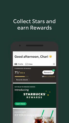 Starbucks Philippines 2.2 Screenshots 1