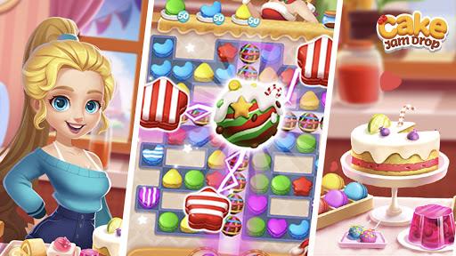 Cake Jam Drop screenshots 1