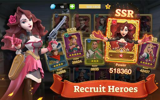 Wild West Heroes apkpoly screenshots 4